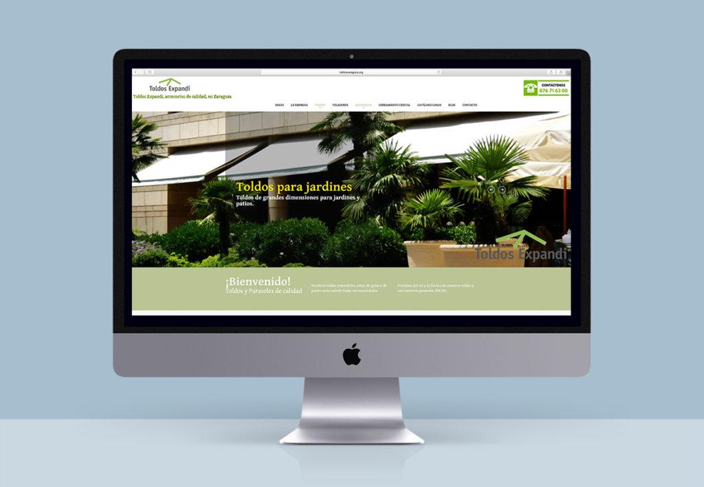 web diseño Zaragoza