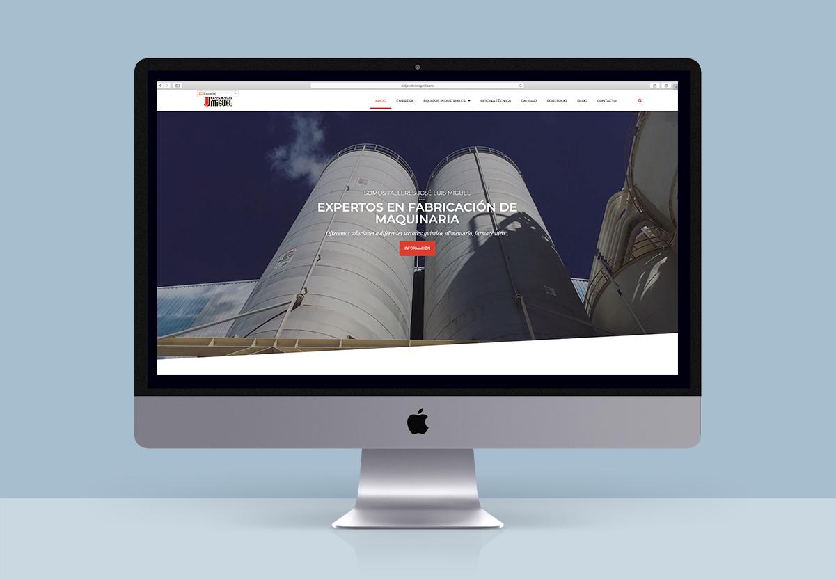 rediseño web Zaragoza