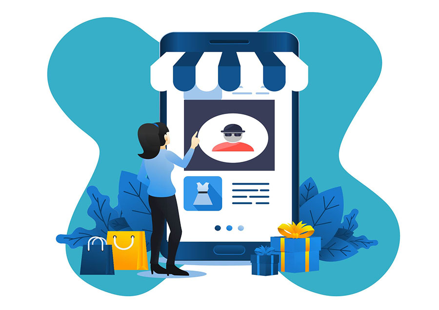 PrestaShop fake customers