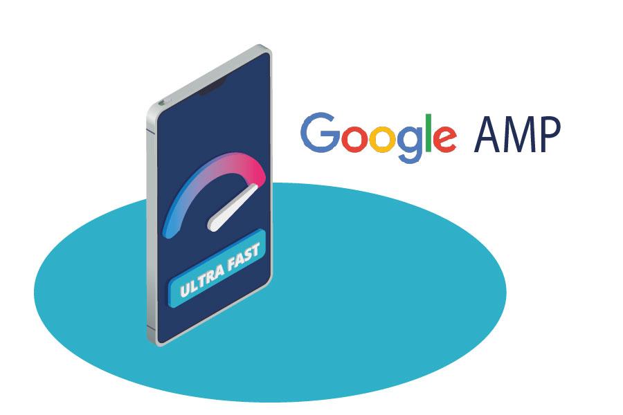 AMP. Velocidad de carga en dispositivos móviles