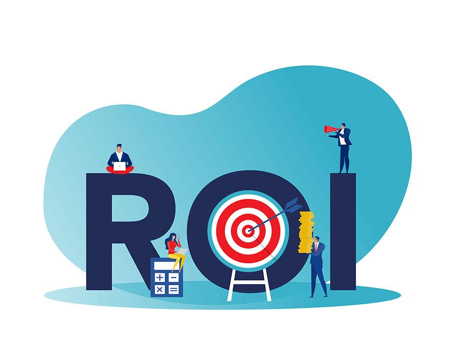 Retorno de Inversión en las campañas de marketing