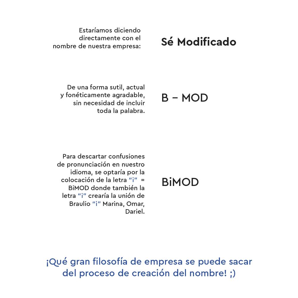 naming bimod empresa transportes donostia